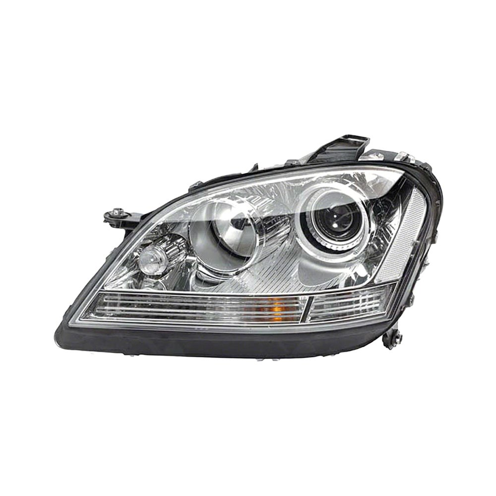 Replace mercedes ml320 ml350 ml550 ml63 amg 2009 for Mercedes benz headlight replacement