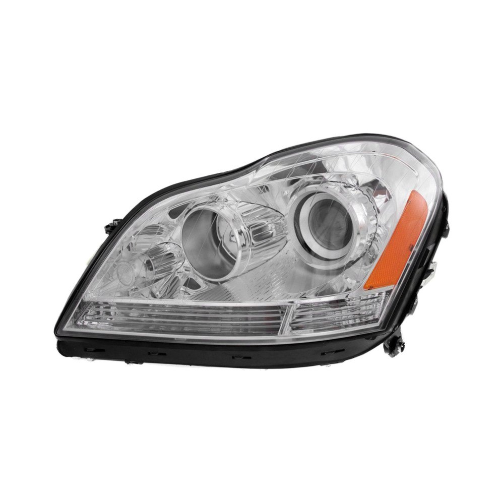 Replace mercedes gl320 gl450 gl550 2008 2009 for Mercedes benz headlight replacement