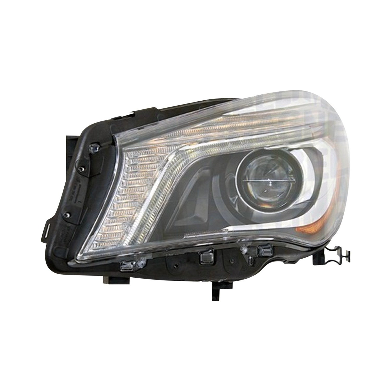 Replace mercedes cla250 cla45 amg 2014 replacement for Mercedes benz headlight replacement