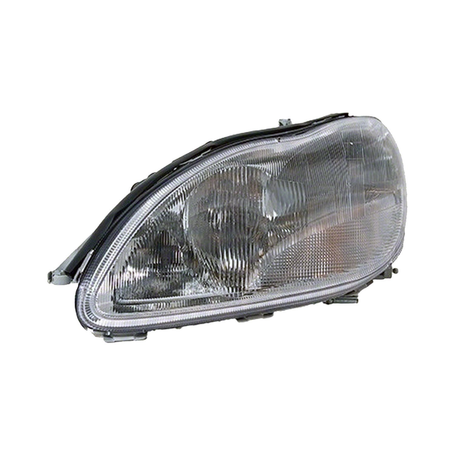 Replace mb2503130 passenger side replacement headlight for Mercedes benz s430 headlight replacement