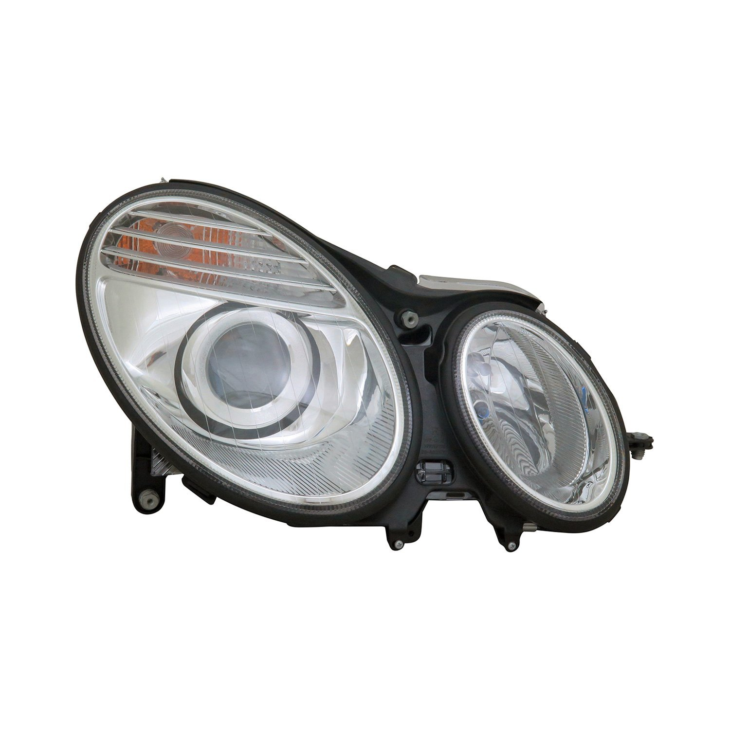 replace mercedes e class 2009 replacement headlight