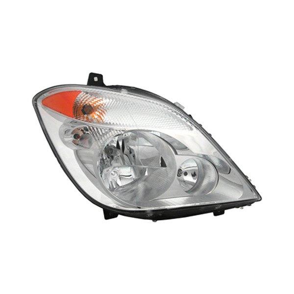Mercedes Sprinter Headlight Replacement