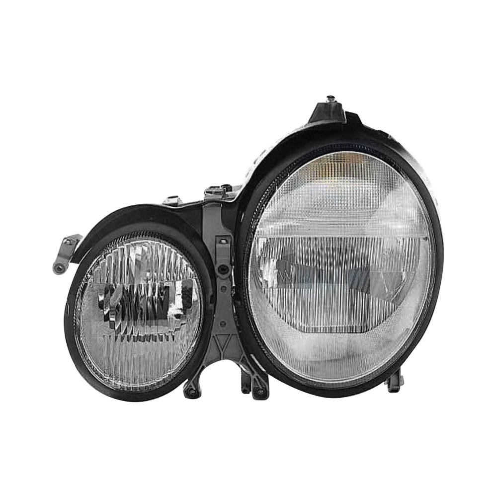 Replace mercedes e class with factory hid xenon for Mercedes benz headlight replacement