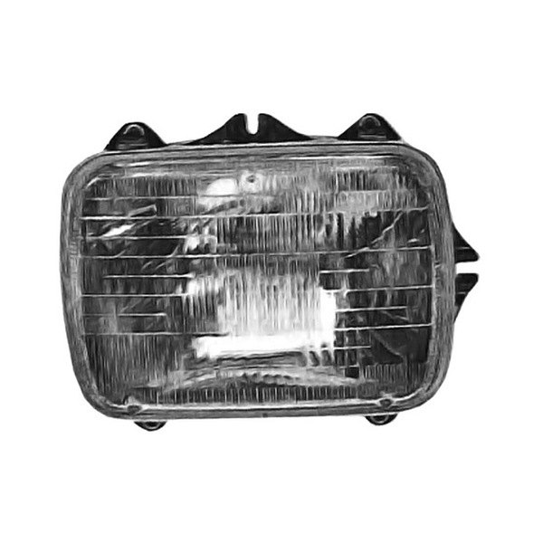 Dodge DW Pickup 1988-1993 Replacement Tail Light