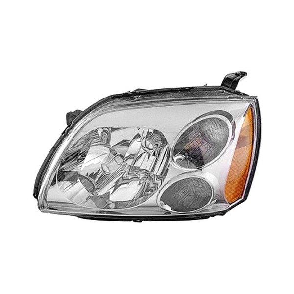 Replace 174 Mitsubishi Galant 2009 Replacement Headlight