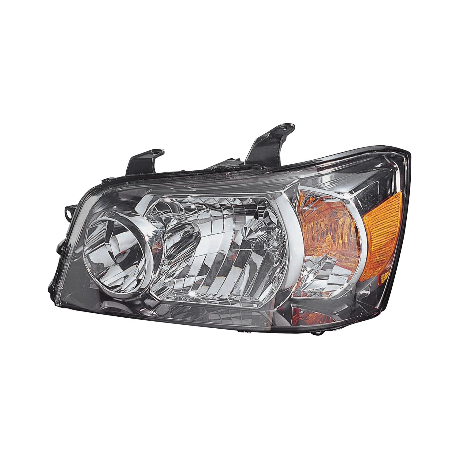 Replace toyota highlander 2006 driver side replacement for Garage toyota lens
