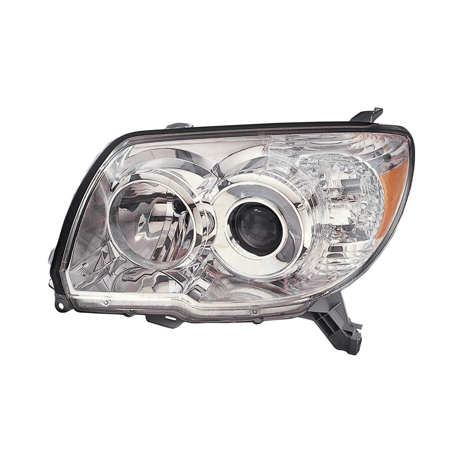 replace toyota 4runner 2006 2009 replacement headlight lens and housing. Black Bedroom Furniture Sets. Home Design Ideas