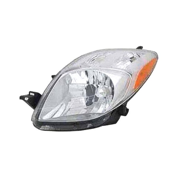replace toyota yaris hatchback 2006 replacement headlight lens and housing. Black Bedroom Furniture Sets. Home Design Ideas