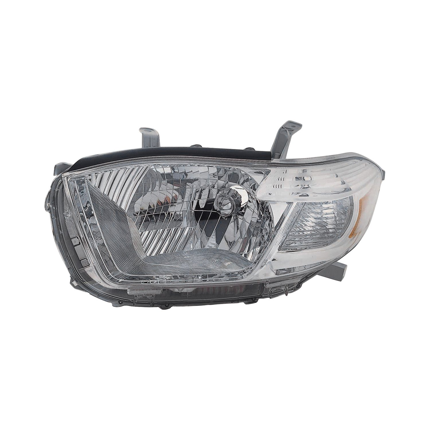 Replace to2502176v driver side replacement headlight for Garage toyota lens