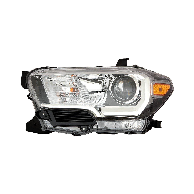 Toyota Tacoma Headlights: Toyota Tacoma 2016 Replacement Headlight