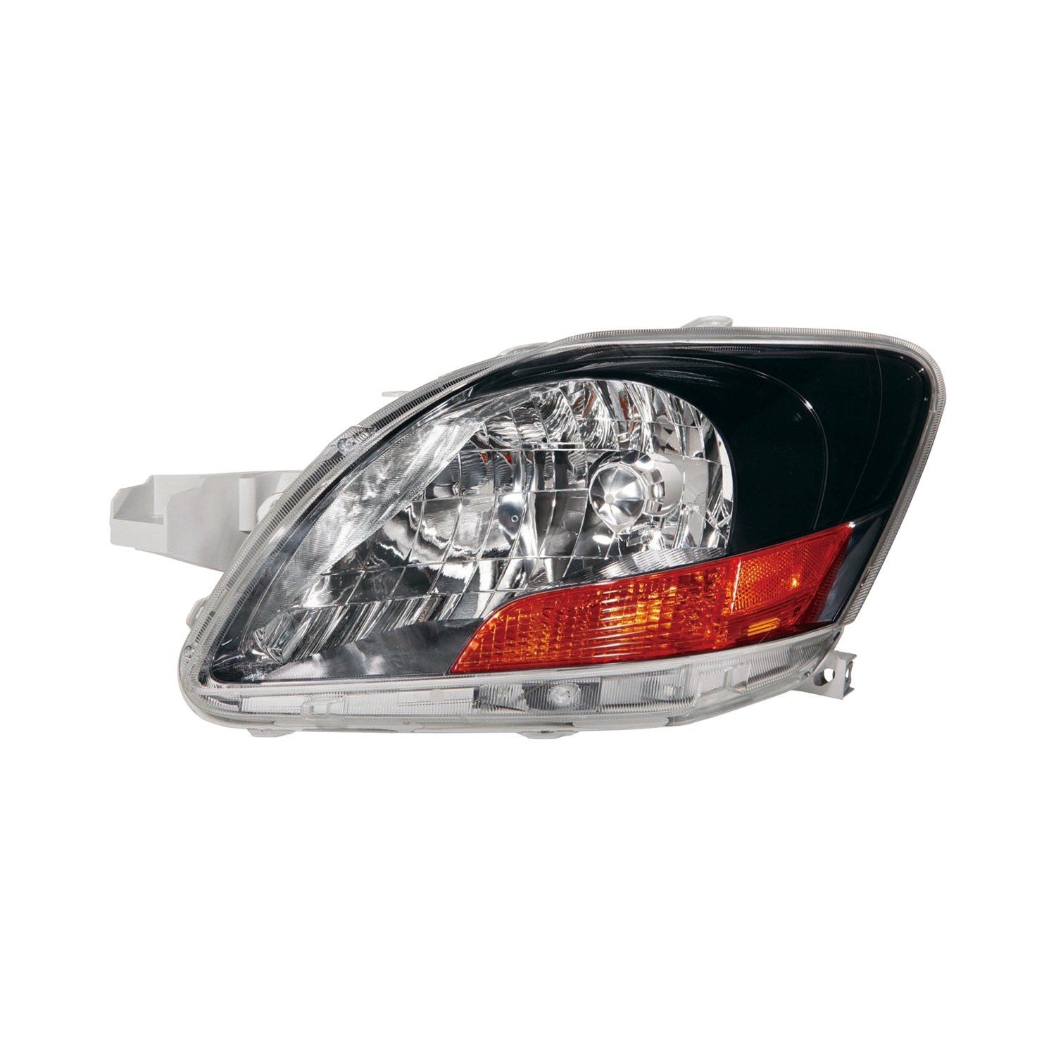 Replace to2518120n driver side replacement headlight for Garage toyota lens