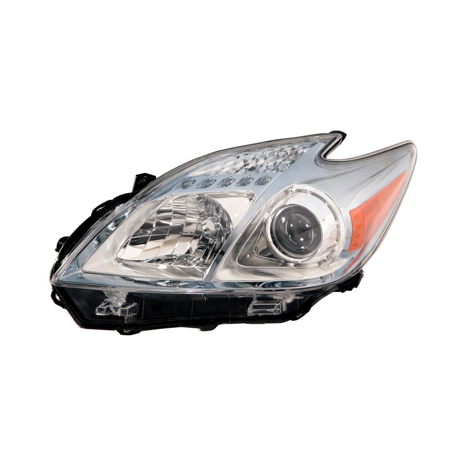 Replace® Driver Side Replacement Headlight