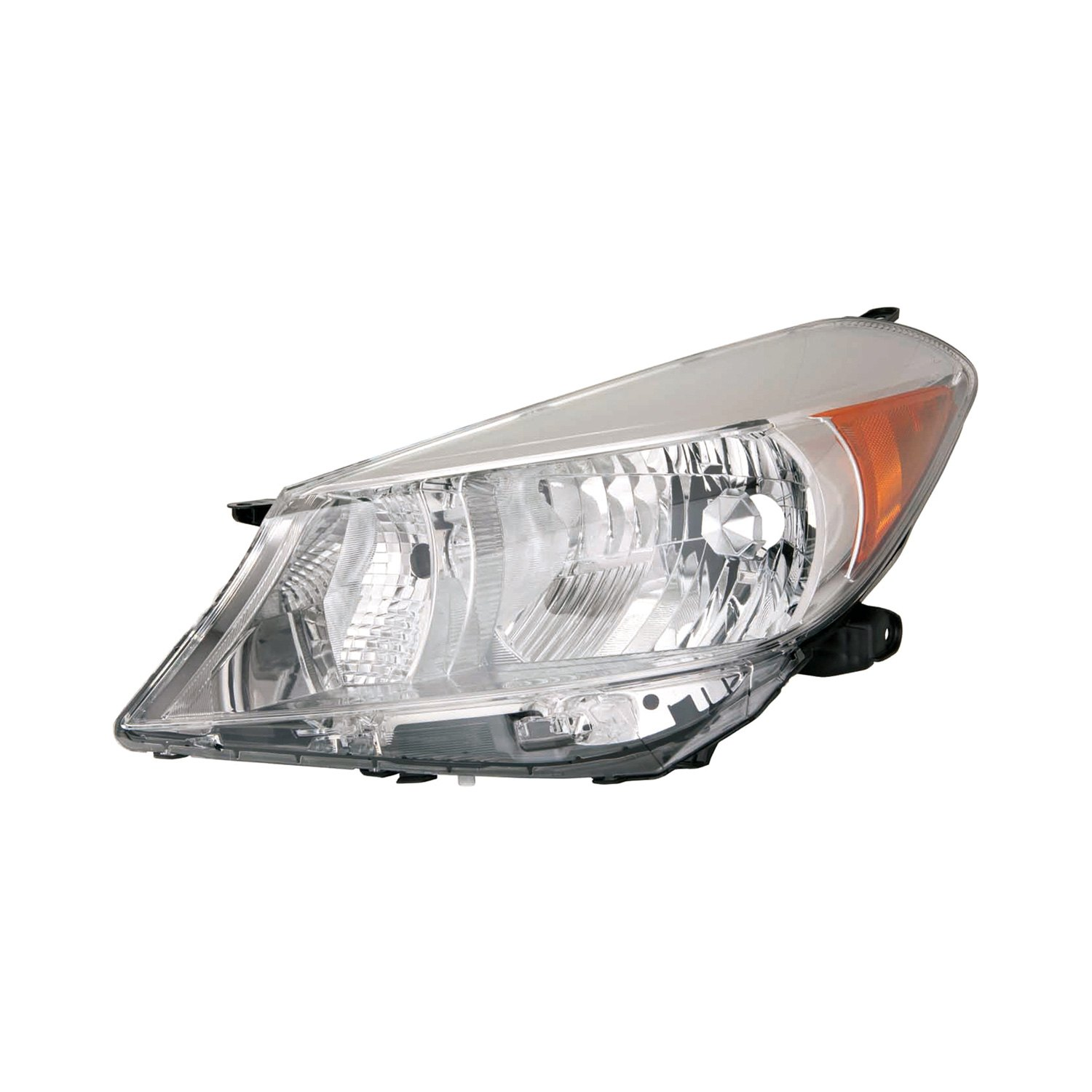 Replace toyota yaris 2012 replacement headlight lens for Garage toyota lens
