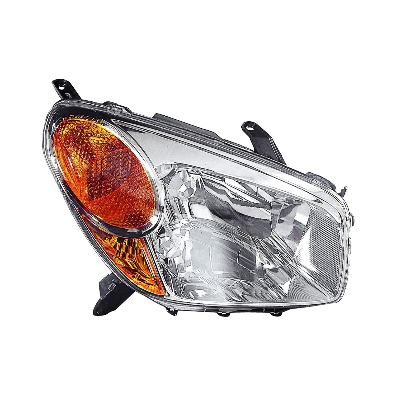 Replace toyota rav4 2004 2005 replacement headlight for Garage toyota lens