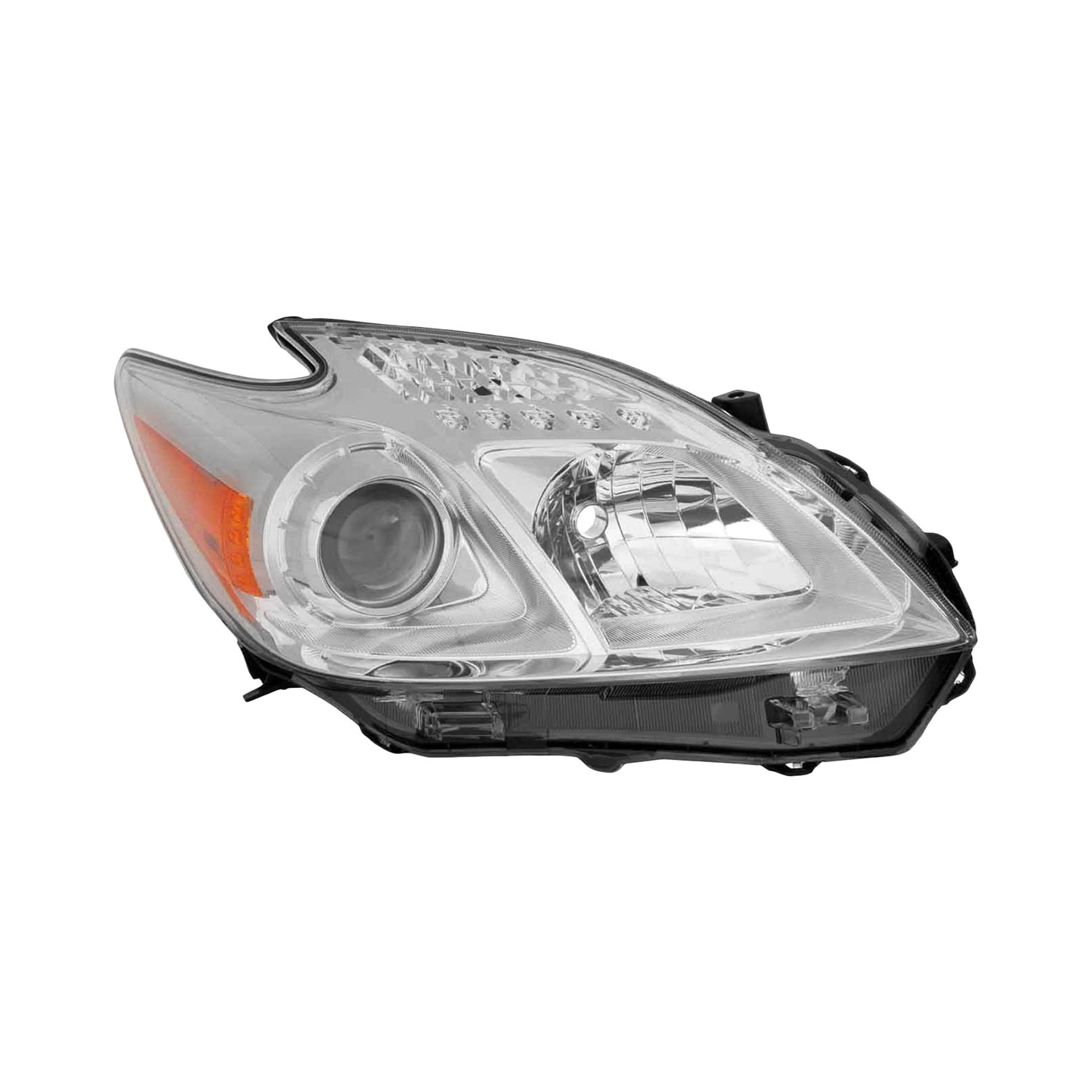 Replace toyota prius 2015 replacement headlight lens for Garage toyota lens