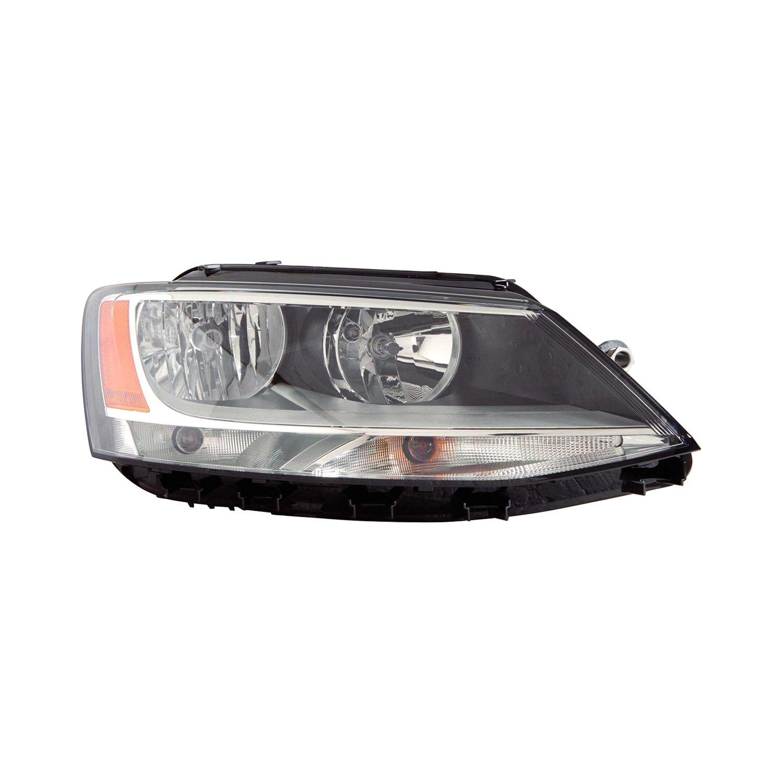 how to change a volkswagen headlight