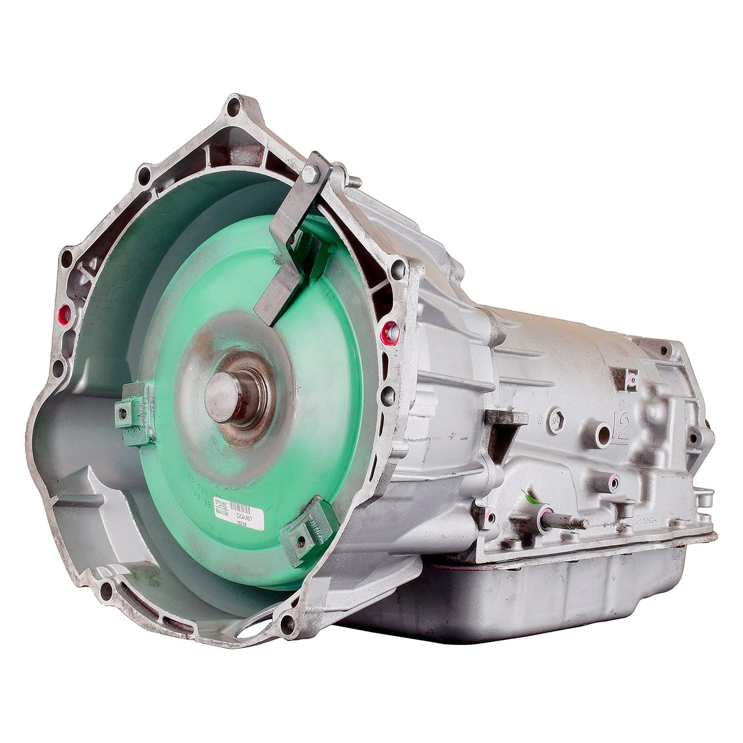 Replace® 8914AA-MB - Remanufactured Automatic Transmission Assembly