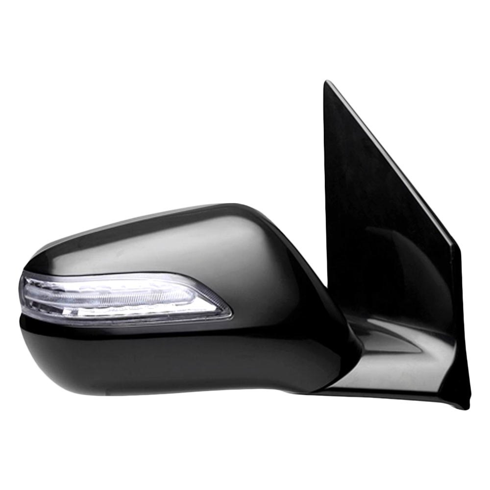 Replace Acura MDX Without Power Liftgate Power Side View Mirror - Acura mdx side mirror replacement