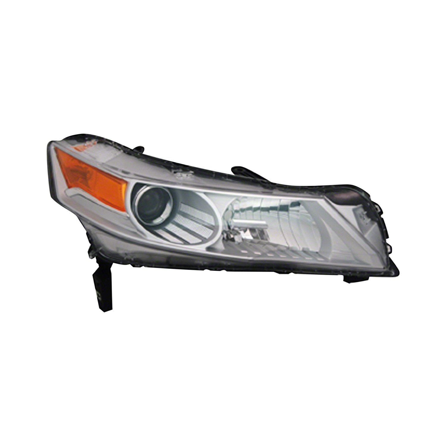 Replace Acura TL With Factory HIDXenon Headlights Passenger - Acura tl headlight replacement