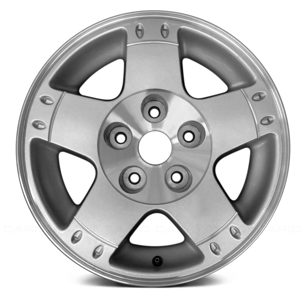 Replace 174 Dodge Ram 1500 2004 17 Quot Remanufactured 5 Spokes