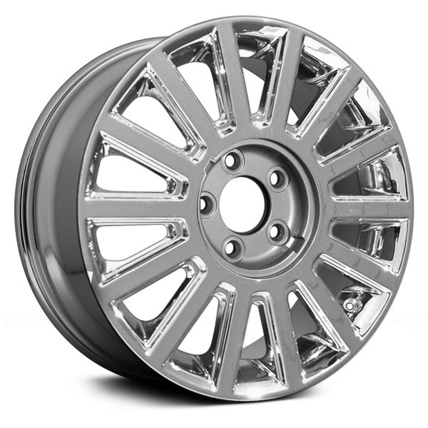 for lincoln town car 03 04 alloy factory wheel 17x7 14 spoke chrome Subaru Crosstrek Lifted details about for lincoln town car 03 04 alloy factory wheel 17x7 14 spoke chrome alloy