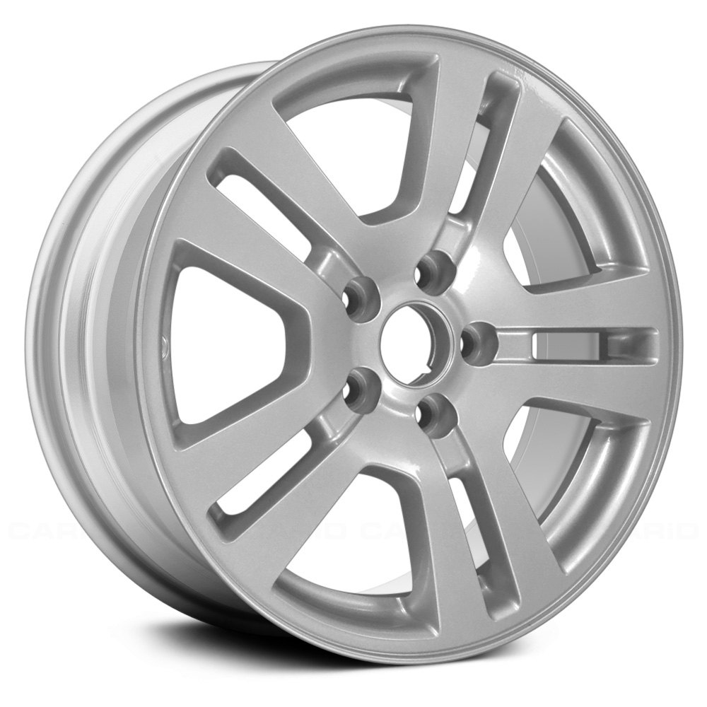Replace  Double Spoke All Painted Silver Factory Alloy Wheel