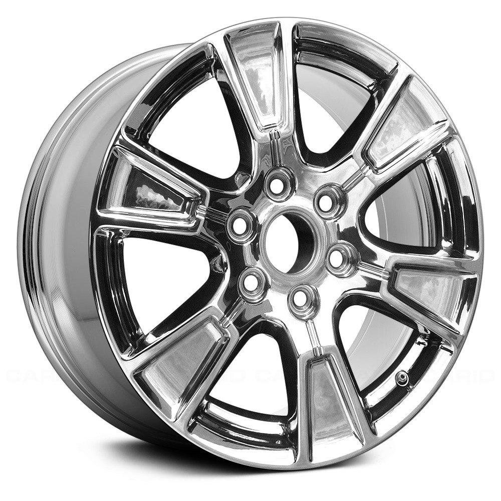 how to fix chrome alloy wheels