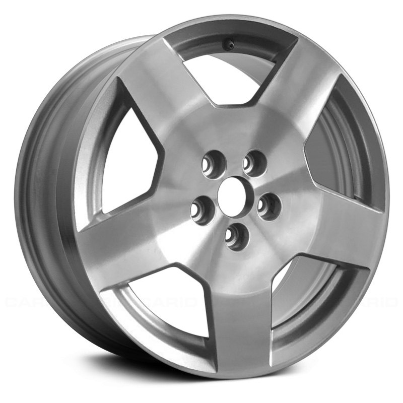 replace chevy malibu 2009 18 remanufactured 5 spokes factory alloy wheel. Black Bedroom Furniture Sets. Home Design Ideas