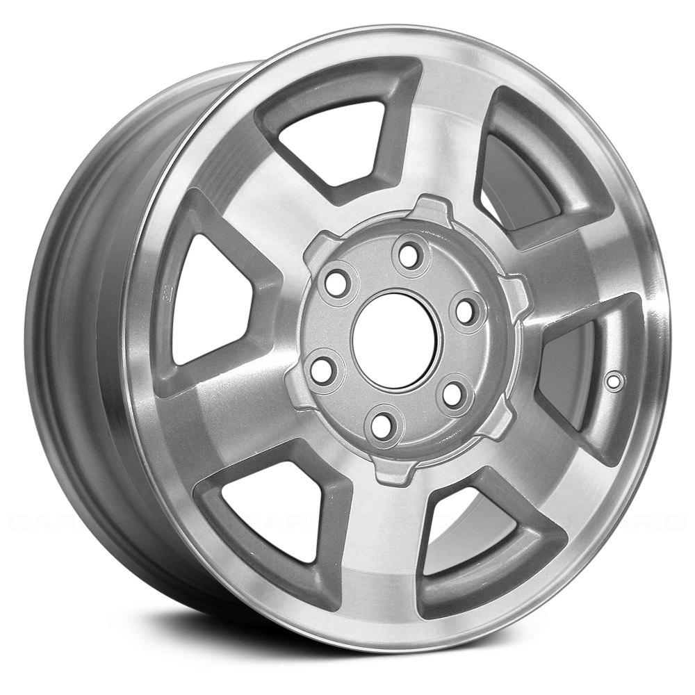 "2005 Gmc Yukon Xl 1500 Interior: GMC Yukon XL Denali 2004 17"" 6 Spokes Silver"