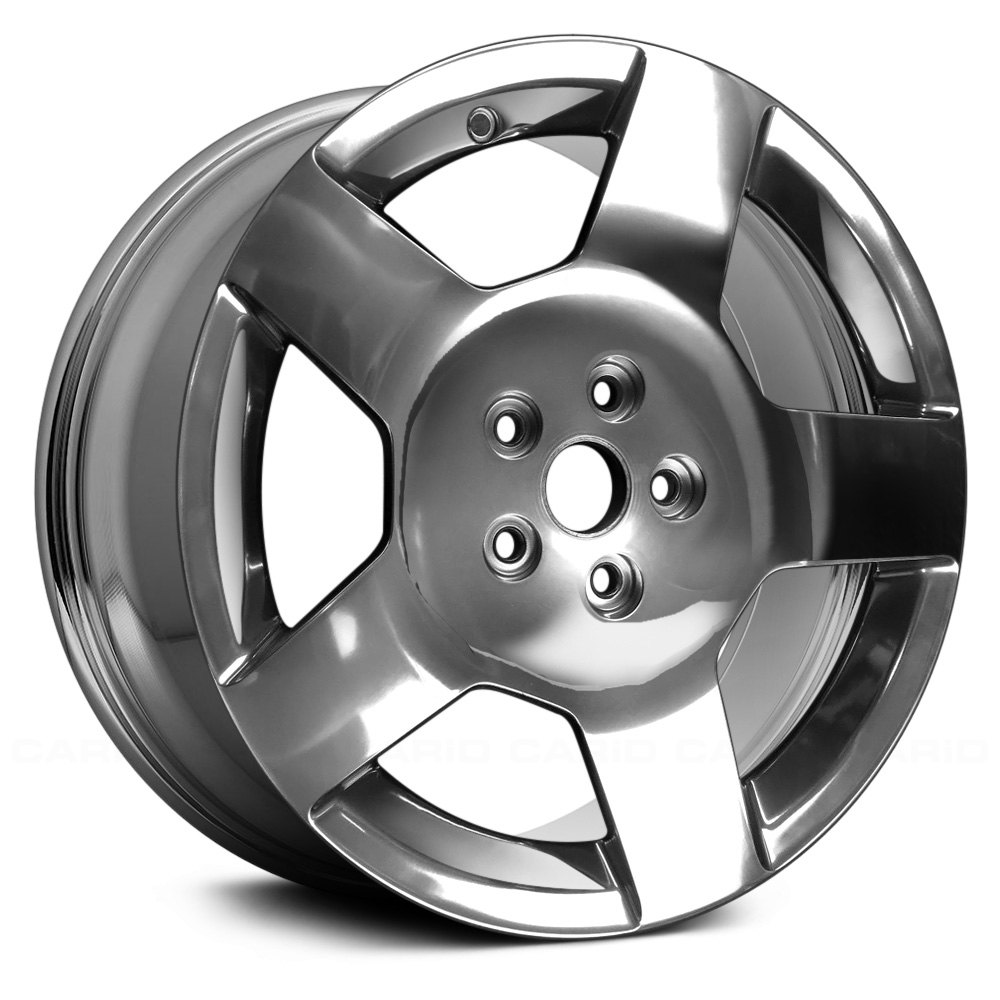 replace chevy cobalt 2005 17 remanufactured 5 spokes factory alloy wheel. Black Bedroom Furniture Sets. Home Design Ideas