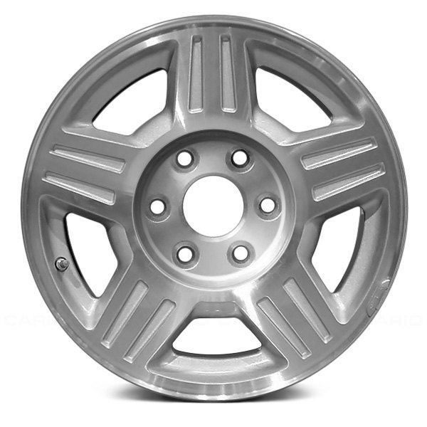 For Chevy Avalanche 07 08 Alloy Factory Wheel 17x7 5 5 Spoke