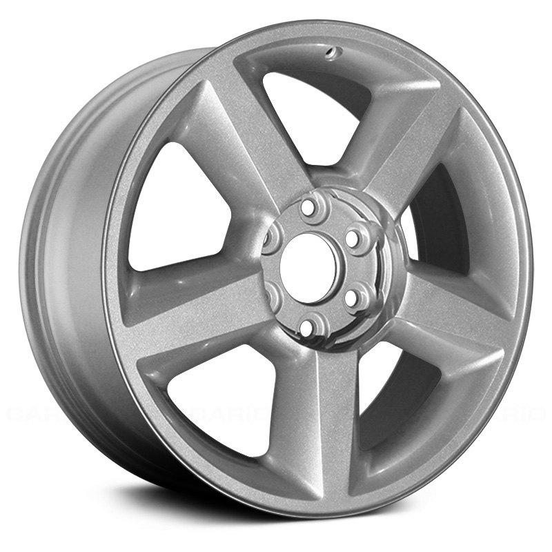 for chevy silverado 1500 07 09 alloy factory wheel 20x8 5 5 spoke Chevrolet Silverado for chevy silverado 1500 07 09 alloy factory wheel 20x8 5 5 spoke all painted