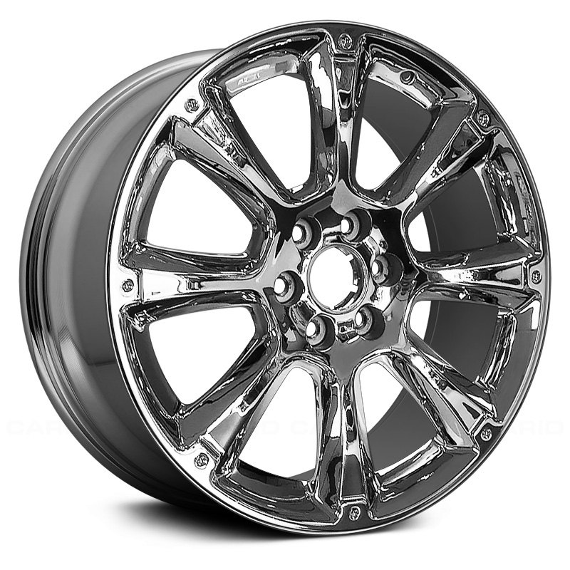 For Cadillac Escalade Esv 09 14 Alloy Factory Wheel 22x8 5 8 Spoke
