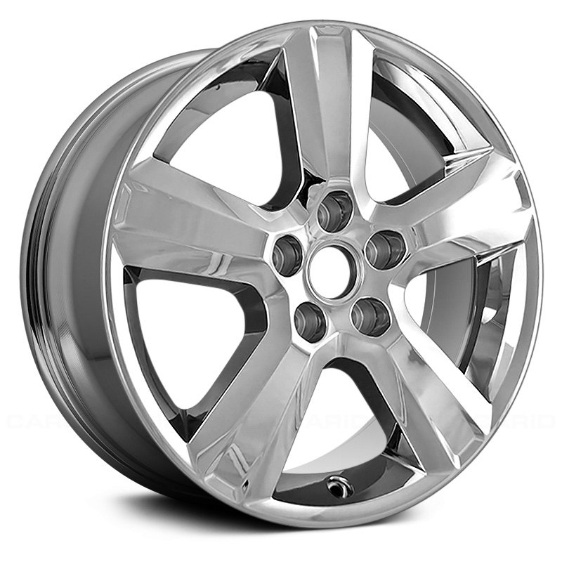 For Chevy Malibu 10 12 Replace 17x7 5 Spoke Chrome Alloy Factory