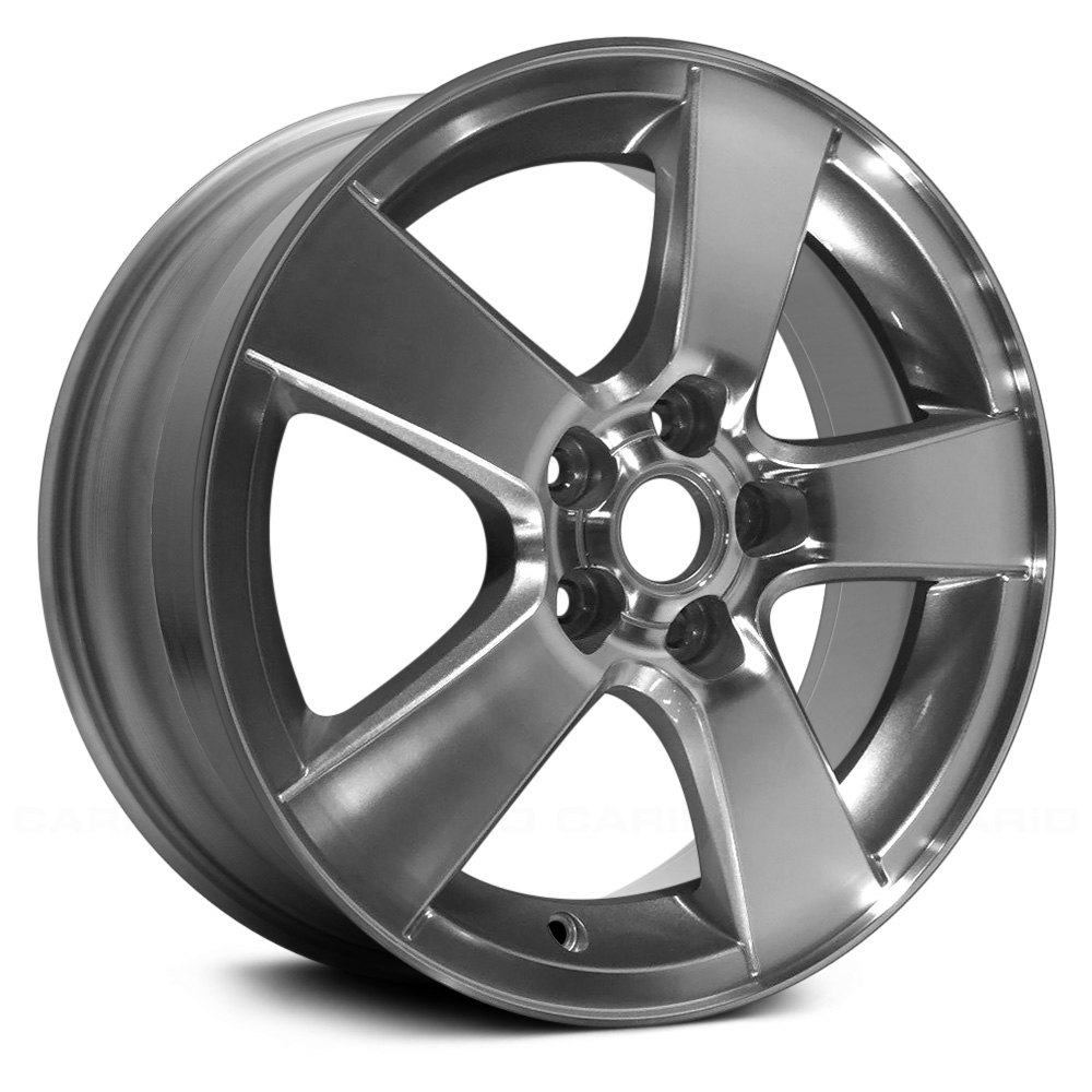 replace chevy cruze 2014 16 5 spokes factory alloy wheel. Black Bedroom Furniture Sets. Home Design Ideas