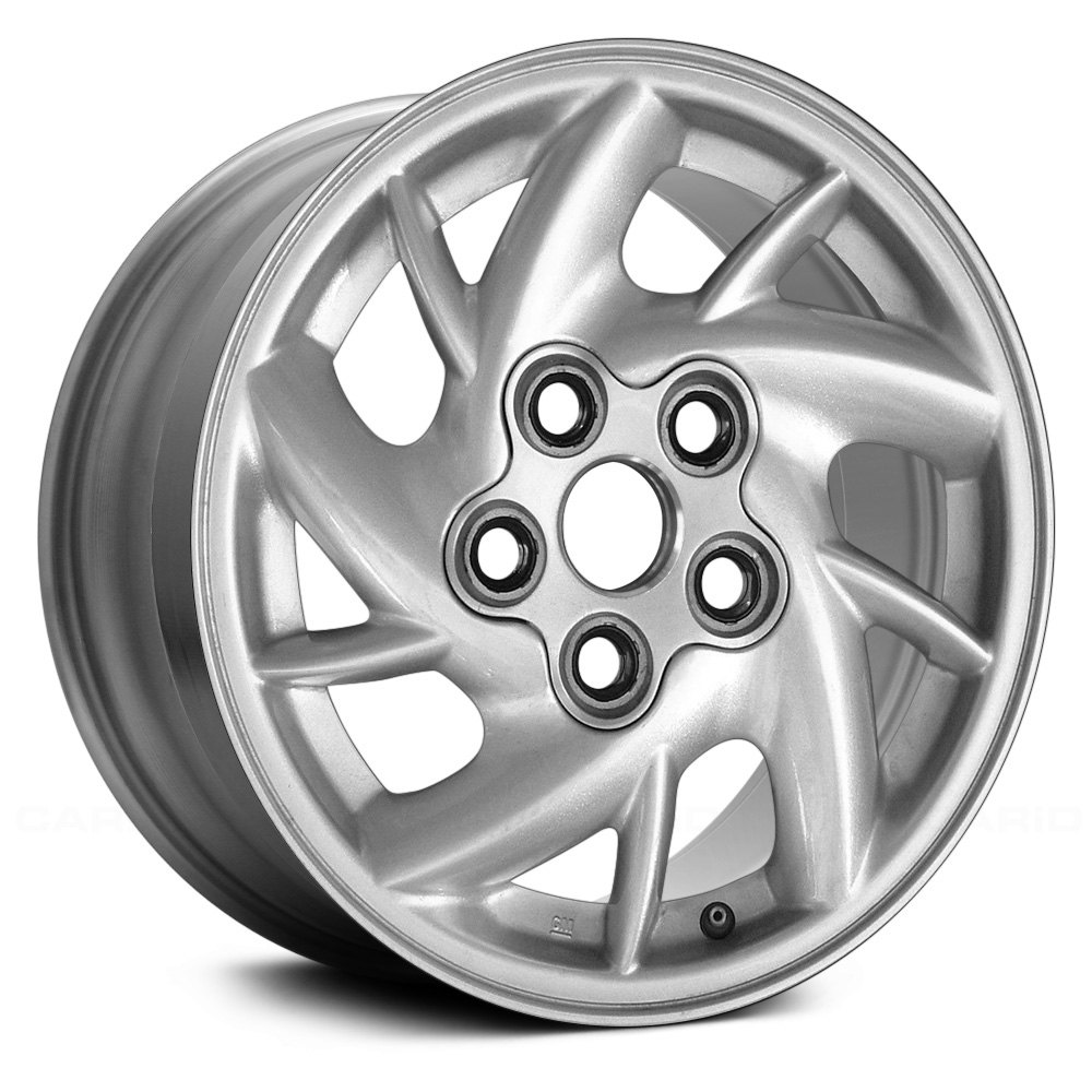 replace pontiac grand am 2004 15 remanufactured 10 spokes factory alloy wheel. Black Bedroom Furniture Sets. Home Design Ideas