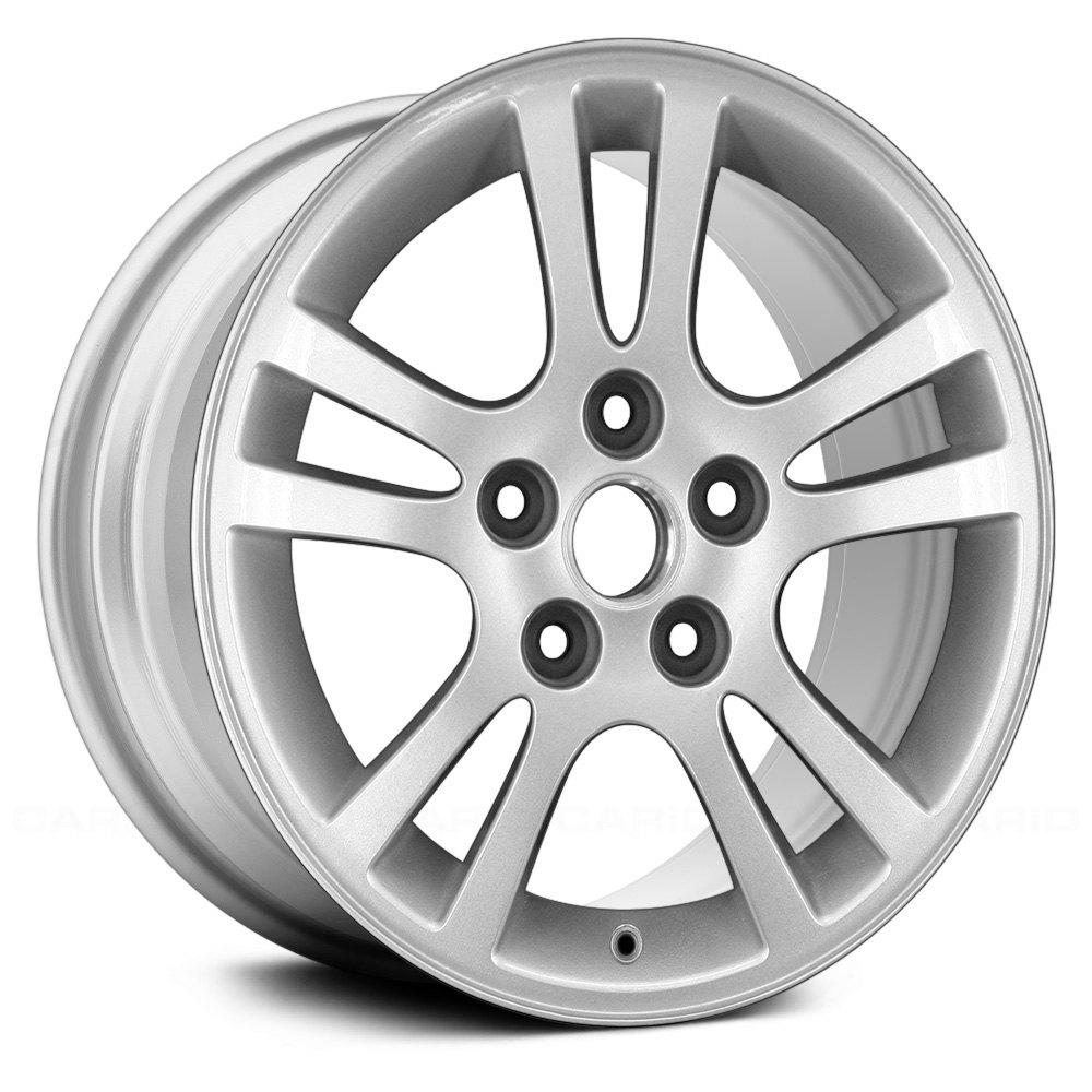 for pontiac g6 05 07 alloy factory wheel 16x7 5 double spoke silver 06 G6 GTP for pontiac g6 05 07 alloy factory wheel 16x7 5 double spoke silver alloy