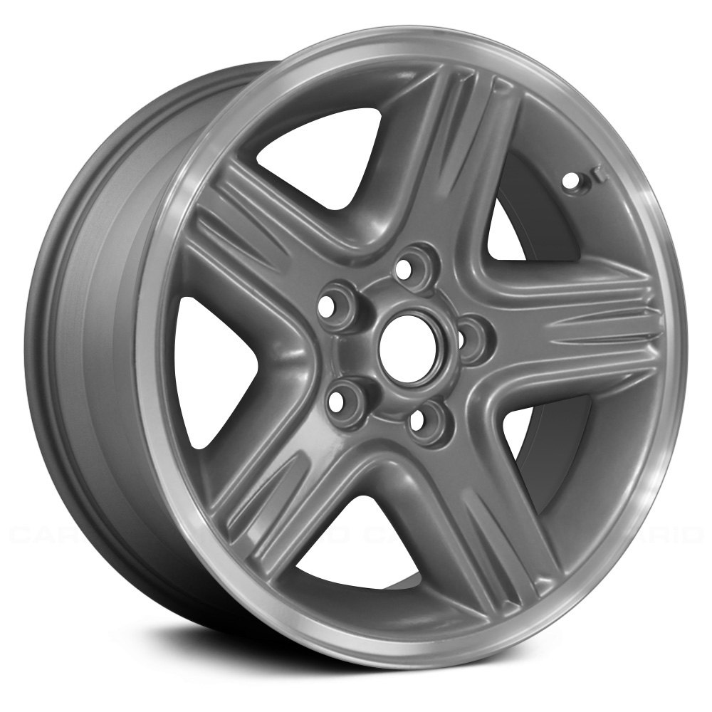 """Jeep Liberty 2004 16"""" Remanufactured 5 Spokes"""