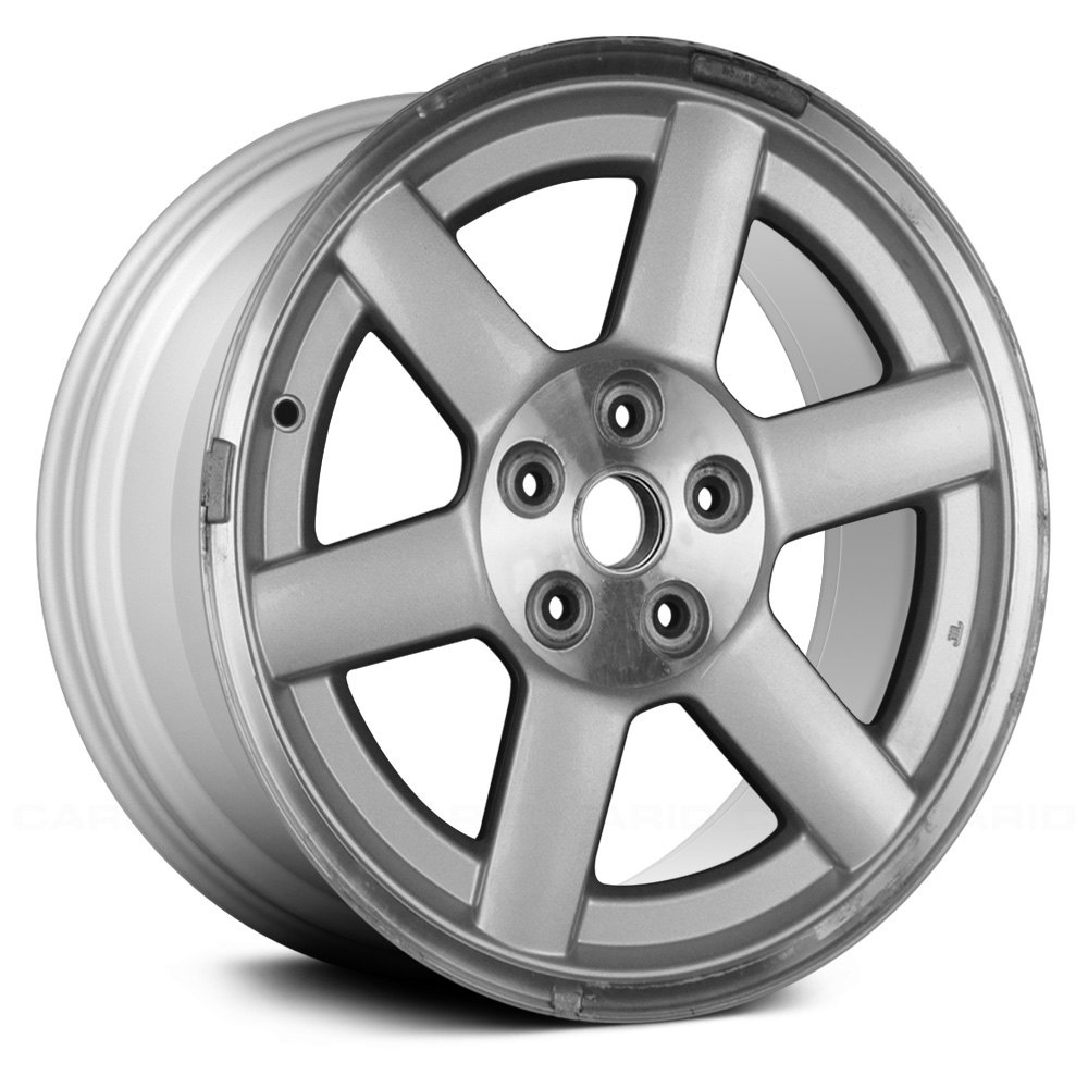 """Jeep Liberty 2005 17"""" Remanufactured 6 Spokes"""