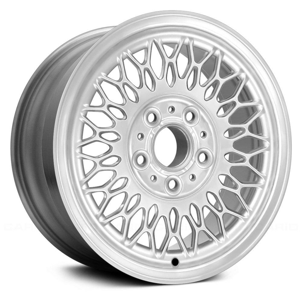 For BMW 540i 94-95 Alloy Factory Wheel 15x7 Snowflake