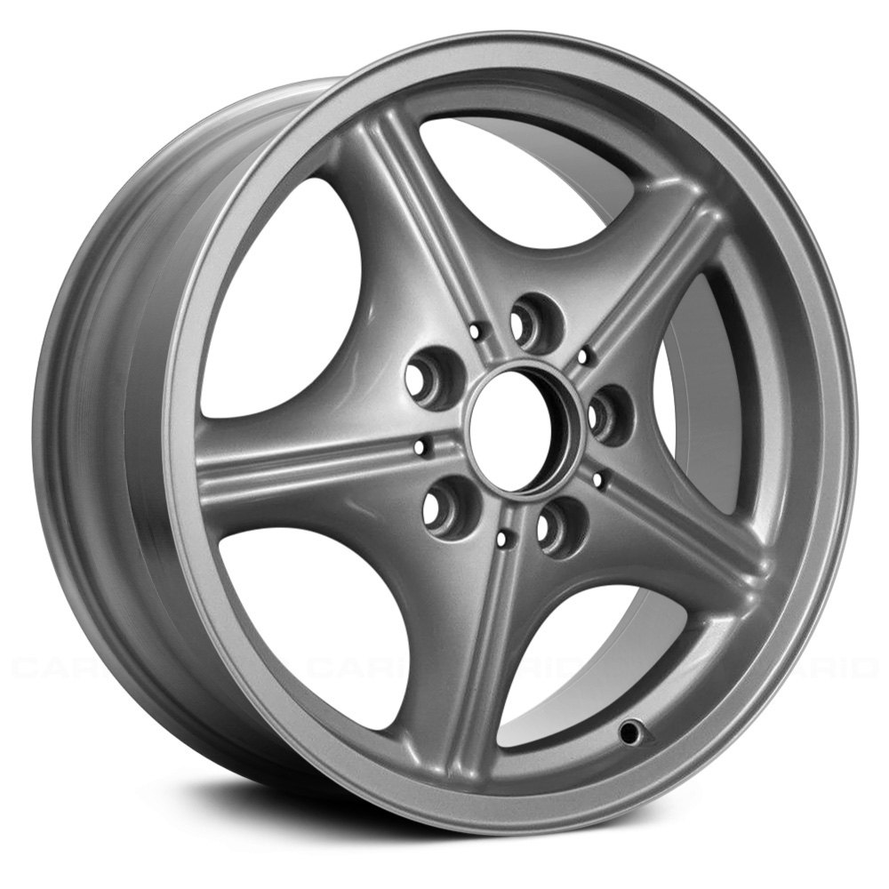 """Bmw Z3 Alloys: For BMW Z3 96-02 Factory Alloy Wheel 16"""" Remanufactured 5"""