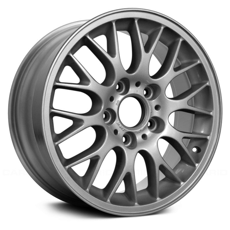 """Bmw Z3 Alloys: BMW Z3 98-02 Factory Alloy Wheel 16"""" Remanufactured Forked"""