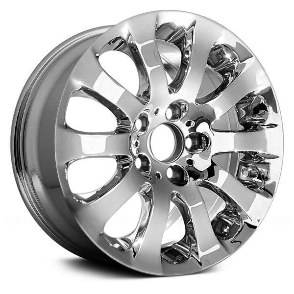 BMW 3-Series 2013 17x8 10-Spoke Alloy Factory Wheel