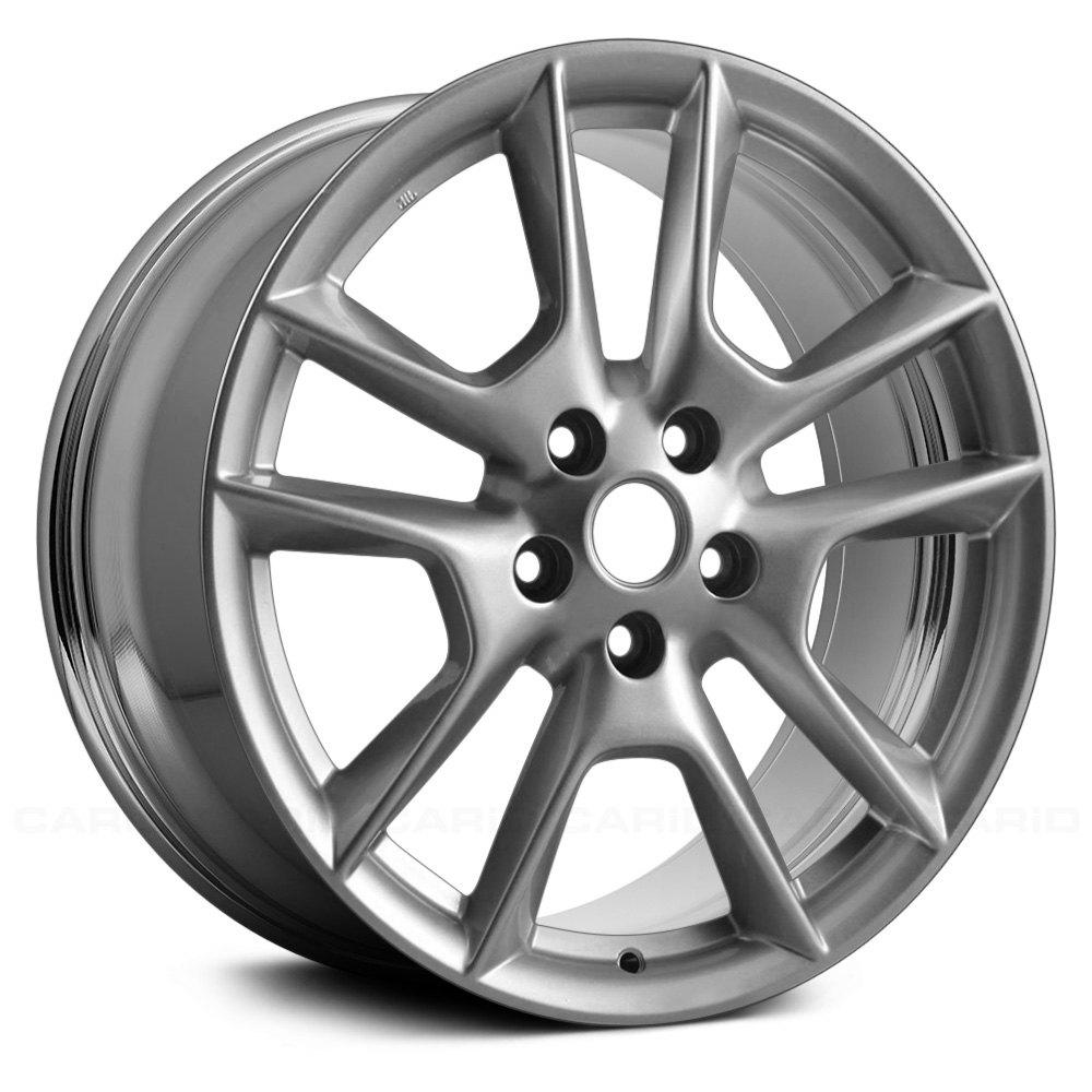 09 Nissan Maxima Sv: For Nissan Maxima 09-11 Alloy Factory Wheel 18x8.5 5 V
