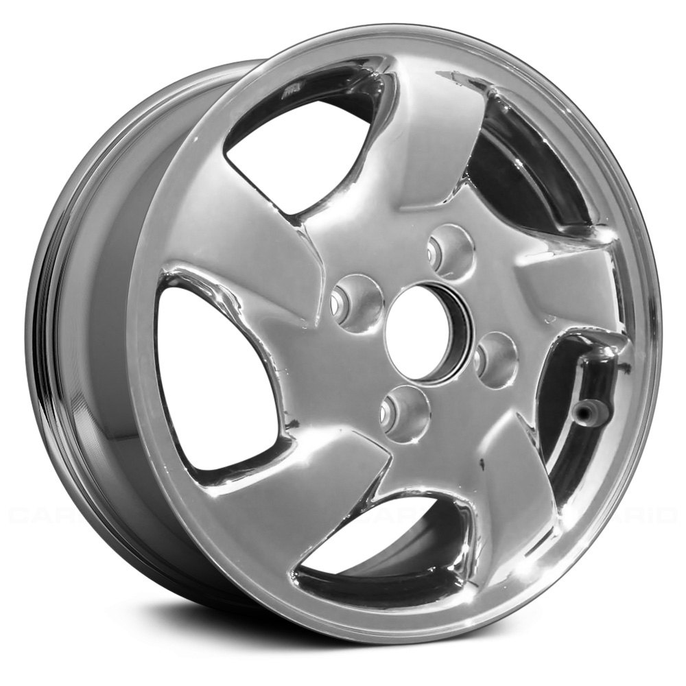 Replace honda accord 1998 15 remanufactured 5 spokes for 1999 honda accord tire size