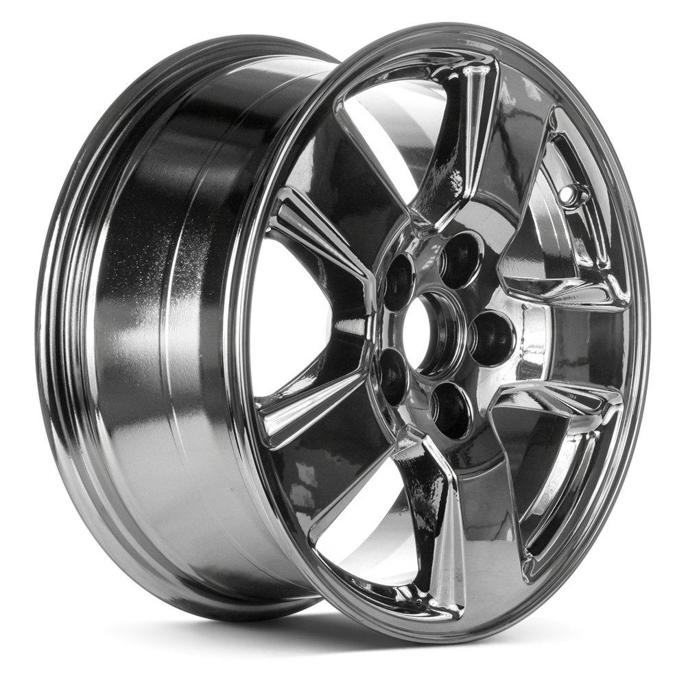 For Honda Pilot 09 11 Alloy Factory Wheel 17x7 5 5 Wide Spoke Light