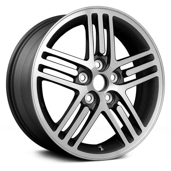 For Mitsubishi Eclipse 03 05 Alloy Factory Wheel 17x6 5 15 Spoke