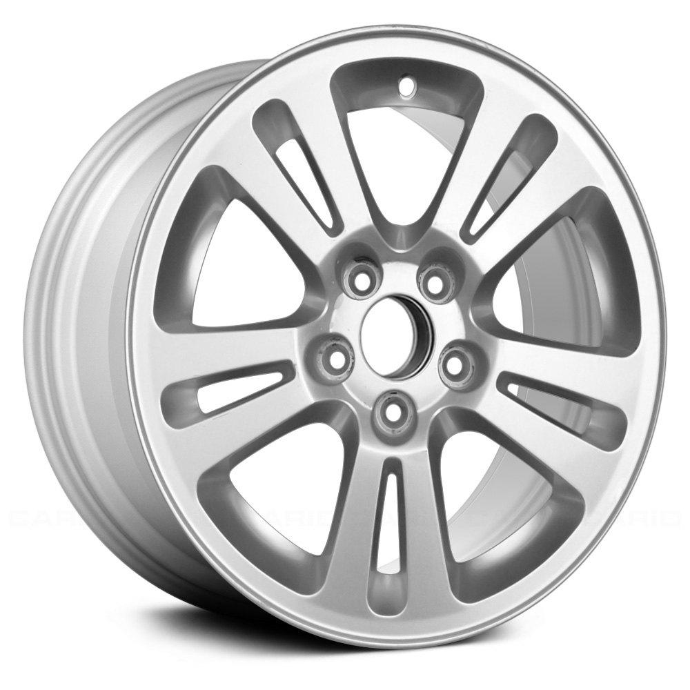 for saab 9 3 05 09 alloy factory wheel 16x6 5 5 double spoke silver Saab Air Flow for saab 9 3 05 09 alloy factory wheel 16x6 5 5 double spoke silver alloy