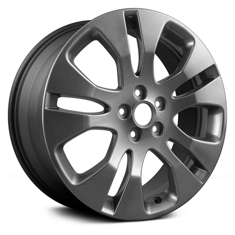 Replace 174 Subaru Impreza 2013 17x7 10 Spoke Charcoal