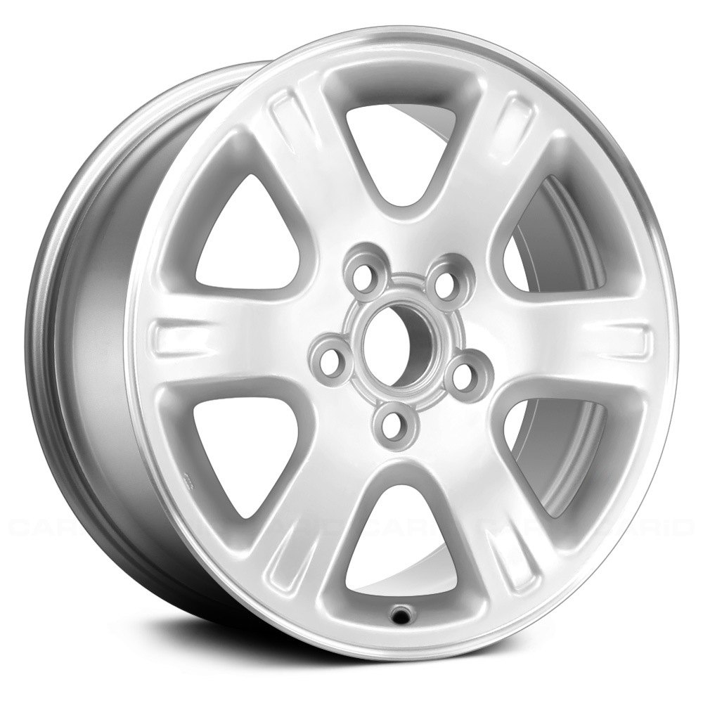 5 Myths About Replacing Your Toyota Highlander Warranty: For Toyota Highlander 01-07 Factory Alloy Wheel 16